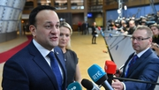 Leo Varadkar said the agreement is not up for renegotiation