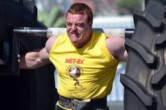 James Fennelly - Steroid-Free Strongman