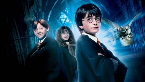 Harry Potter and the Hogwarts' crew