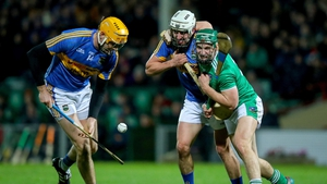 Seamus Callanan registered two first half goals in Tipp's win over Limerick