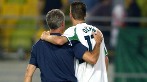Niall Quinn played under Mick McCarthy during the latter's first term as Ireland boss