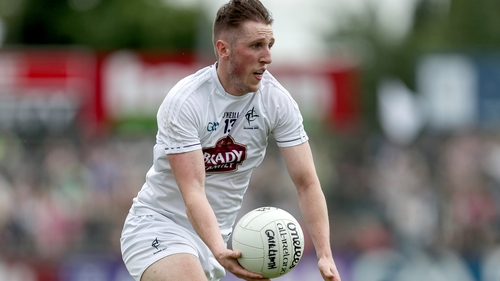 Neil Flynn kicked six points for Kildare
