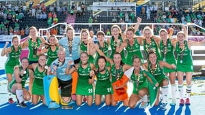 The Ireland women's hockey team are named RTÉ Sport Team of the Year