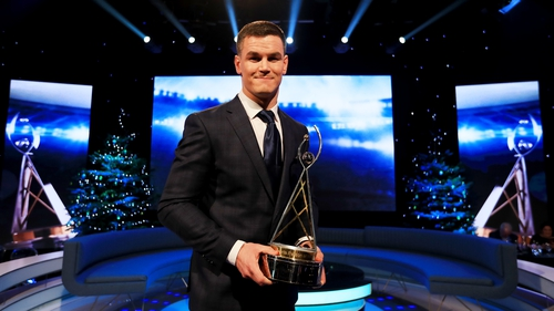 Johnny Sexton will need a bigger trophy cabinet after a superb 2018