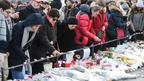Hundreds gather to honour Strasbourg shooting victims