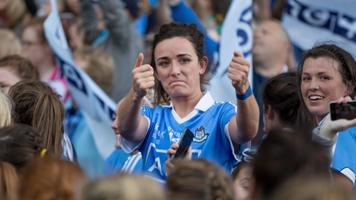 Niamh McEvoy feels there's room for improvement in how women's sport is covered