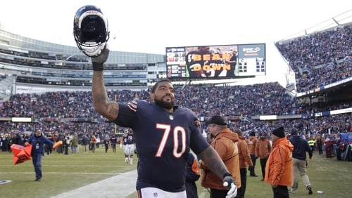 Chicago Bears clinched the NFC North title with a win over the Green Bay  Packers fe0c4fa68