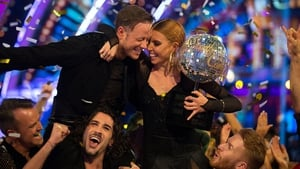 Stacey Dooley and her Strictly dance partner Kevin Clifton