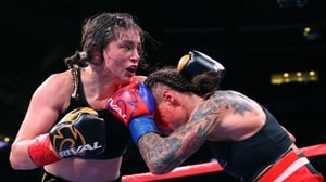 Katie Taylor was extremely impressive last Saturday