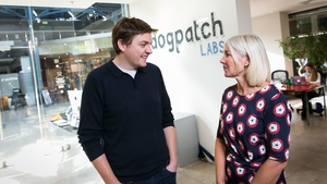 The announcement was made by Patrick Walsh, Managing Director of Dogpatch Labs and Jane Howard, CEO of Ulster Bank Ireland