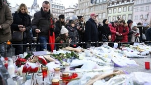 Five people were killed in the attack in Strasbourg last week
