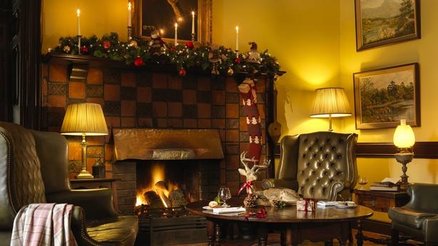 Christmas Lobby Ballynahinch