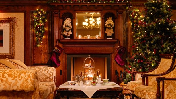 Christmas Afternoon Tea 4000px Lough Erne