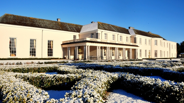 Castlemartyr Resort at Christmas