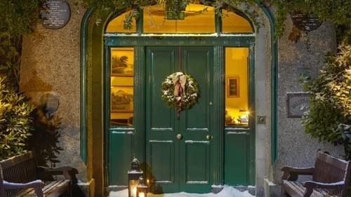 Christmas Door, Ballynahinch