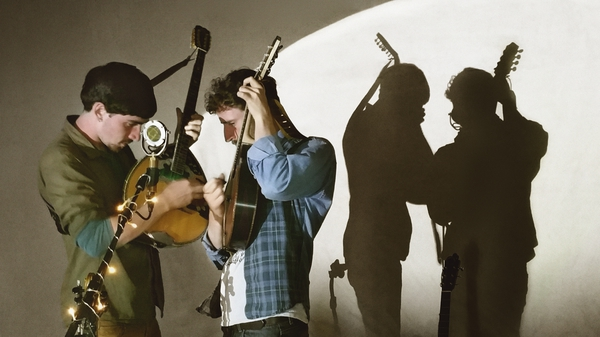 The Hare's Lament by Ye Vagabonds is nominated for Best Folk Album