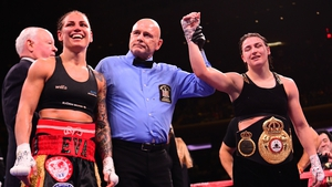 Taylor won every round against Wahlstrom in New York