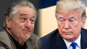 "Robert De Niro says Donald Trump is ""a New Yorker who I never would want to meet"""