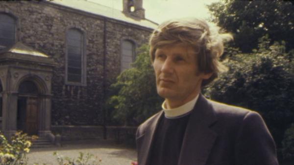 Reverend Gordon Linney, St Luke's Church, The Coombe, Dublin (1979)