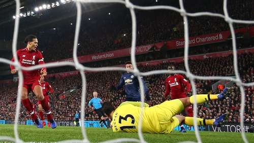 Alisson spillage hands Man Utd equalizer, prompts meme outpouring