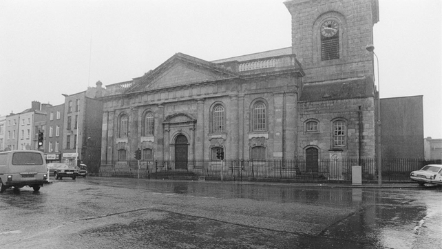 St Catherine's Church, Thomas Street, 1966.  RTÉ Photographic Archive Ref. 2328/061.