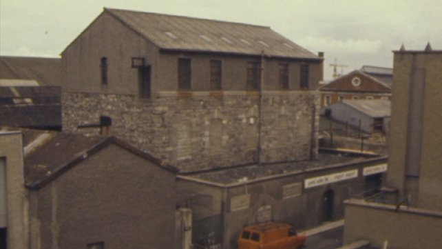 Former Anglican church building, Swift's Alley, Dublin (1979)