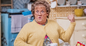Brendan O'Carroll as Agnes Brown