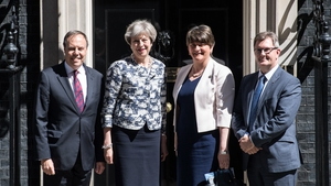 The DUP has played an outsized role in the Brexit process