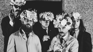 Idles for the Iveagh Gardens