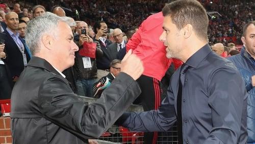 Jose Mourinho and Mauricio Pochettino are good friends
