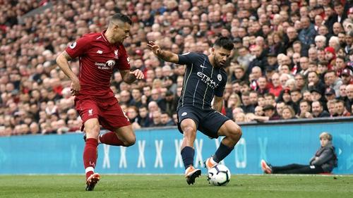 Liverpool's Klopp insists Man City are Premier League favourites