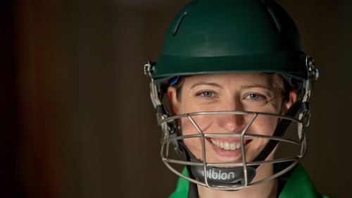 More top level matches is now the wish for the women's side