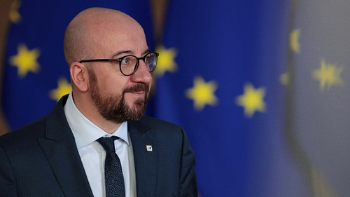 Prime Minister Charles Michel took office in 2014