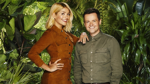 "Holly Willoughby says I'm A Celeb was ""a one-off"""