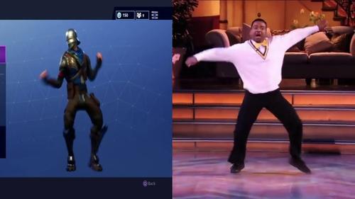 fresh prince of bel air star accuses fortnite creators of copying his moves - so fresh fortnite