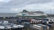 Irish Ferries announced yesterday that it was 'unlikely' to operate its Rosslare service to France next year