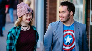 Orla Casey and Daniel Kennedy star in Another Kind Of Day