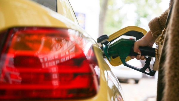 The amount of unleaded petrol cleared by Revenue rose by 33% in March from February, new CSO figures how