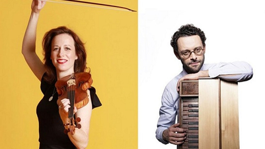 """""""Inspiring Bach"""", a concert series by Claire Duff and Benjamin Alard"""
