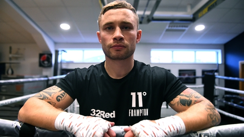 Carl Frampton cannot put a proper training camp in place for a June bout