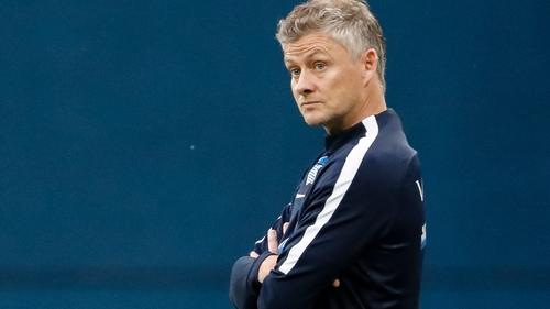 Ole Gunnar Solskjaer is the new interim boss