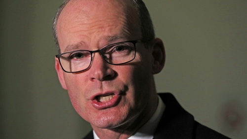 Simon Coveney encouraged people to read the document