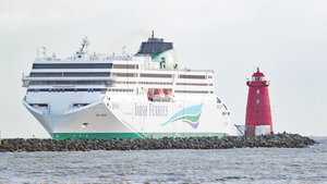Irish Ferries' new ferry, the WB Yeats, was partly financed with €75m in funds from the EIB