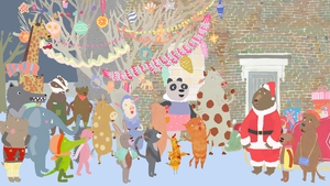 Hopscotch and the Christmas Tree will air on RTÉ2 and RTÉjr