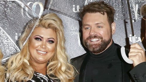 "Brian McFadden says fellow Dancing on Ice contestant Gemma Collins gets blocked on WhatsApp if she's ""rude"""