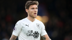Jeff Hendrick's effort was deemed to be on target