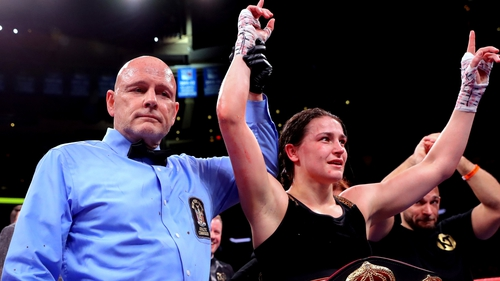 "Katie Taylor: ""I want to be the best I can. I want to be the best of all time."""