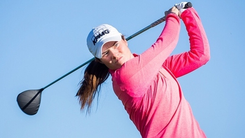 Leona Maguire claimed one of the two qualifying spots for the US Women's Open in Charleston