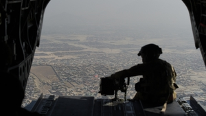 Goodbye to all that: 7,000 US troops are set to leave Afghanistan