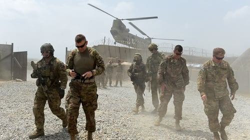 American troops to be pulled from Afghanistan - 12/21/2018 5:39:26 AM